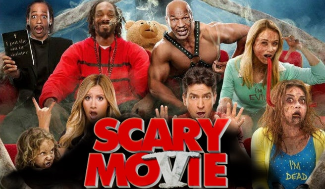 Lansare trailer Scary Movie 5