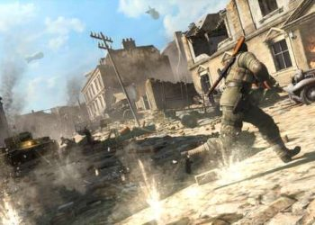 Sniper Elite V2 gratuit pe steam