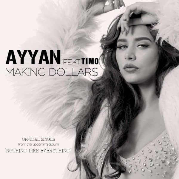 Cover  Ayyan- making dollars
